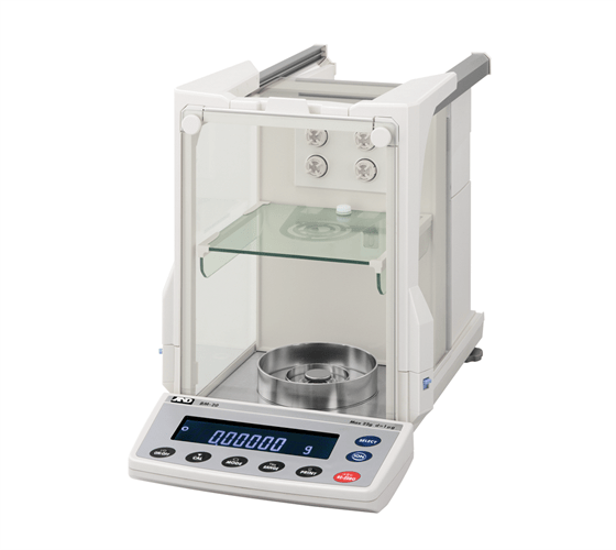 A&D Weighing Ion BM Series
