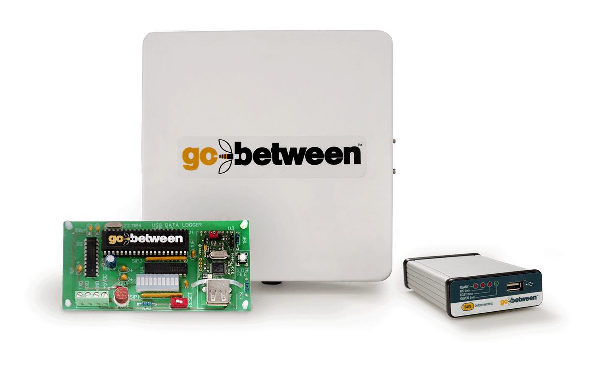 Go-Between™, Data Capture and Storage